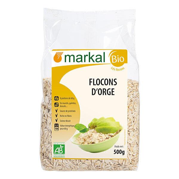 Markal - Flocons d'orge 500g