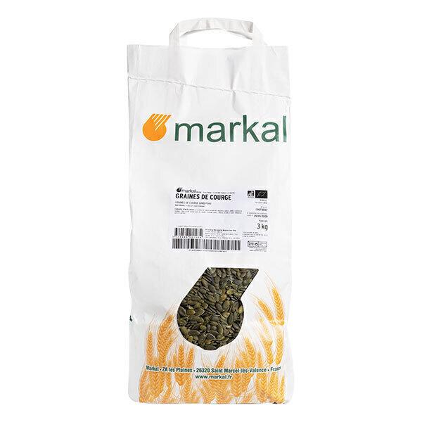 Markal - Graines de courge 3kg