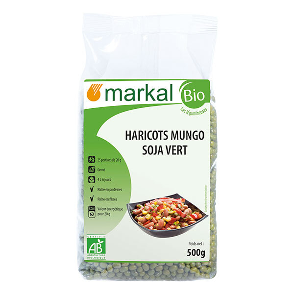 Markal - Haricots Mungo 500g