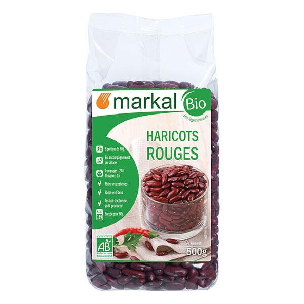 Markal - Haricots rouges 500g