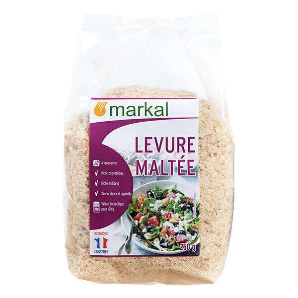 Markal - Levure maltée paillette 250g