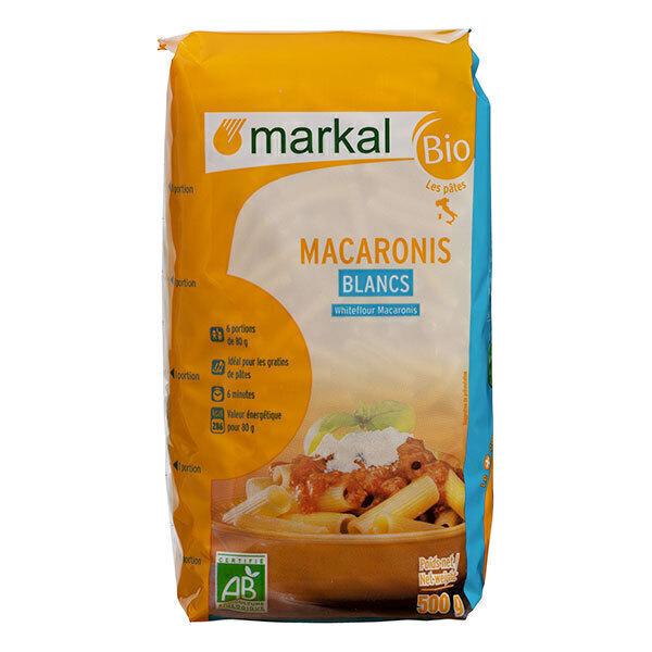 Markal - Macaronis blancs 500g
