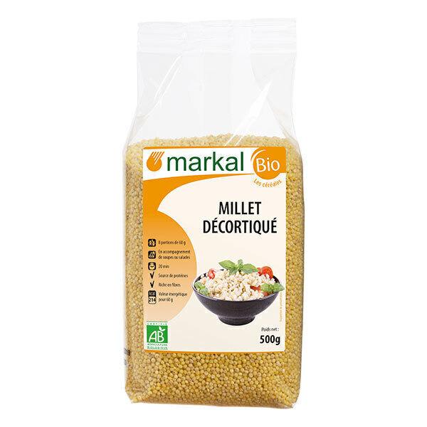 Markal - Millet décortiqué 500g