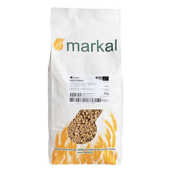 Markal - Muesli crunchy 3kg