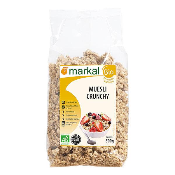 Markal - Muesli crunchy 500g