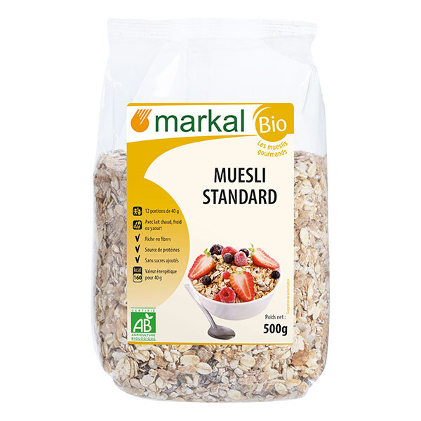 Markal - Muesli standard 500g