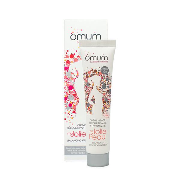 Omum - Crème Ma Jolie Peau 40ml hydratante & rééquilibrante