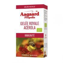 Aagaard Propolis - Gelée Royale Acérola Bio - 30 Gélules