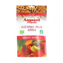 Aagaard Propolis - Gelée Royale, Pollen, Acérola et Lucuma - 200g