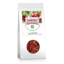 Comptoirs et Compagnies - Cranberries Bio 400g