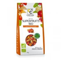 Comptoirs et Compagnies - Mix de superfruits Bio 400g