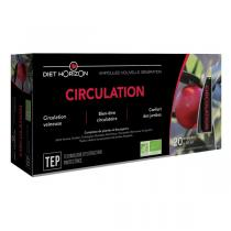 Diet Horizon - Ampoules circulation bio 20 amp