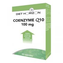 Diet Horizon - Coenzyme Q10 forme huileuse 100mg 60 capsules