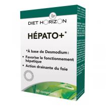 Diet Horizon - Hepato + formule au desmodium 60 cpés