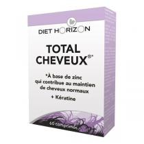 Diet Horizon - Total cheveux 60 cpés