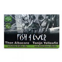 Fish4Ever - Thon albacore à l'huile d'olives bio 120g
