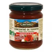 La Bio Idea - Concentré de tomates 200g