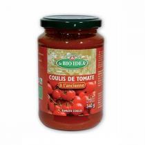 La Bio Idea - Coulis de tomates à l'ancienne - 340g