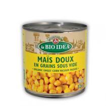 La Bio Idea - Maïs doux en grains 326g