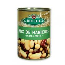La Bio Idea - Mix de 4 haricots 400g