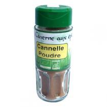 La caverne aux Epices - Cannelle poudre Bio 30g