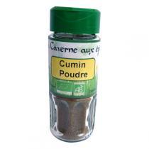 La caverne aux Epices - Cumin poudre Bio 40g