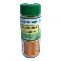 La caverne aux Epices - Curcuma poudre Bio 30g
