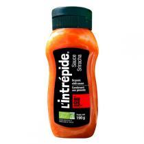 La Marche Avant - Sauce piquante Sriracha l'Intrépide bio 190g