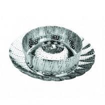 Lacor - Panier Marguerite extensible en Inox - 24cm