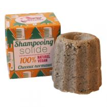 Lamazuna - Shampooing Solide Cheveux Normaux - Sapin - 55G