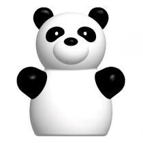 LBS Puériculture - Mini Zoo Panda veilleuse nomade rechargeable USB