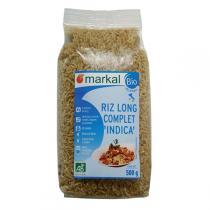 Markal - Riz long complet Indica 500g