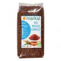 Markal - Riz rouge complet 500g