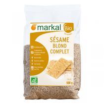 Markal - Sésame blond complet - 500g