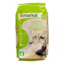 Markal - Sucre blond de canne 1kg