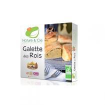 Nature & Cie - Galette des Rois Bio sans gluten - 350 gr
