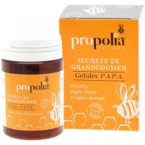Propolia - Gelules Propolis Argile, Pollen & Algues Marines 80 gel