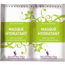 Secrets des fées - Masque Hydratant Repulpant - 2 monodoses