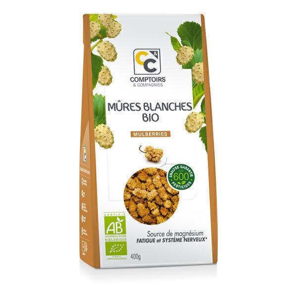 Comptoirs et Compagnies - Mulberries Bio - 400g
