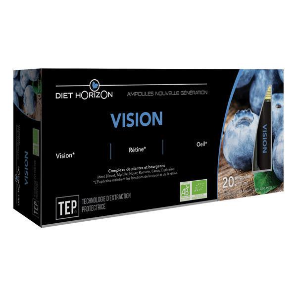 Diet Horizon - Ampoules Vision bio 20 amp