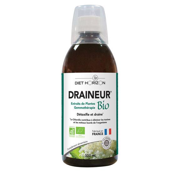 Diet Horizon - Draineur 5 émonctoires Bio 500mL