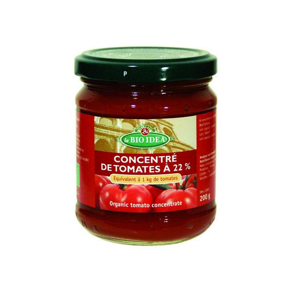 La Bio Idea - Concentré de tomates - 200g
