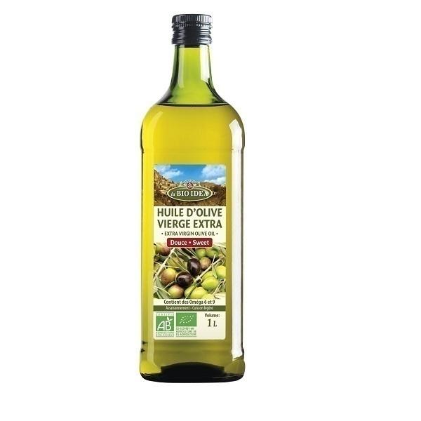 La Bio Idea - Huile d'olive vierge Extra 1L