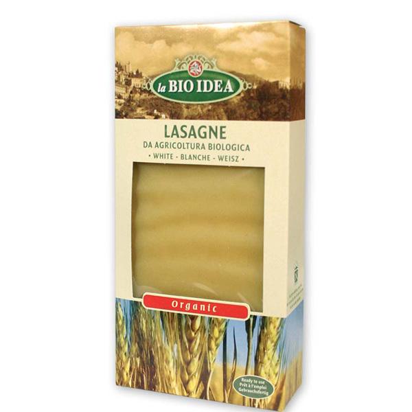 La Bio Idea - Lasagnes blanches 250g