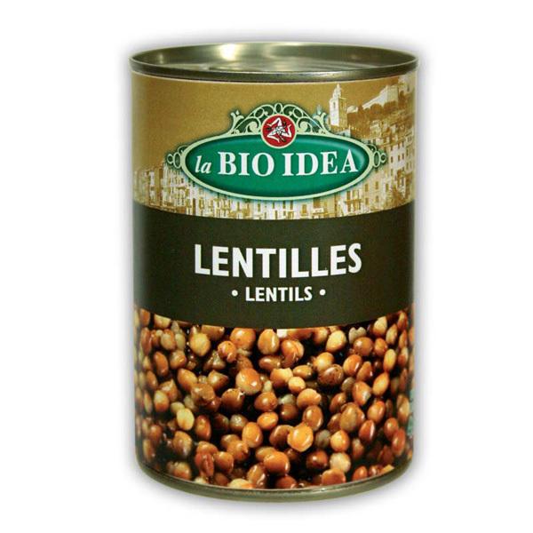 La Bio Idea - Lentilles 400g