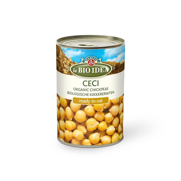 La Bio Idea - Pois Chiches - 400g