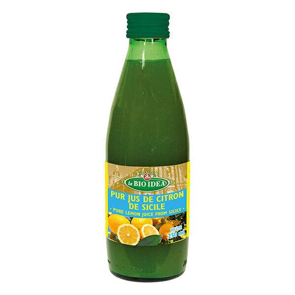 La Bio Idea - Pur jus de citron 250ml