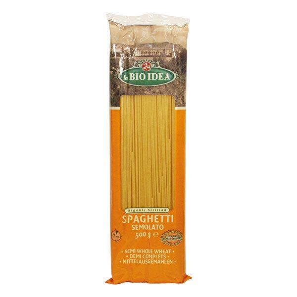 La Bio Idea - Spaghetti demi-complets 500g