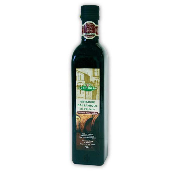 La Bio Idea - Vinaigre balsamique de Modène - 500ml