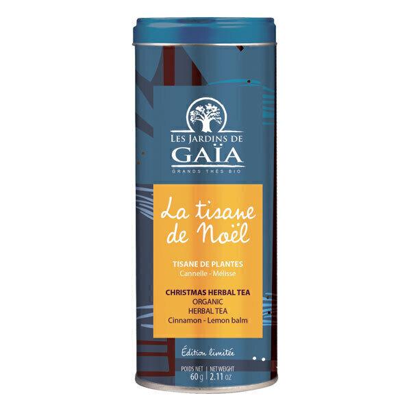 Les jardins de Gaïa - La tisane de Noël - Tube 60g